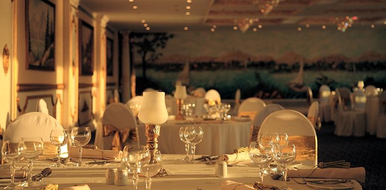 Sonesta St George Hotel, banquet details