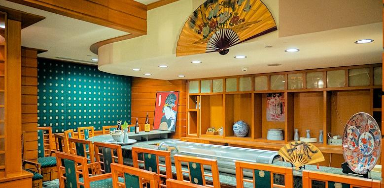 Sonesta St George Hotel, Miyako Japanese Restaurant