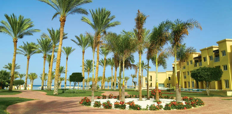 Rixos Seagate Sharm, gardens