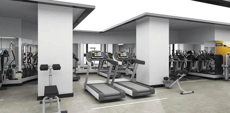 Rixos Seagate Sharm, gym