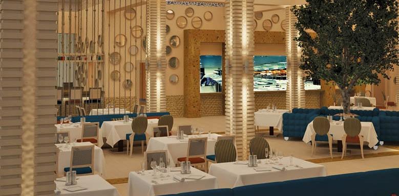 Rixos Seagate Sharm, Seafood restaurant