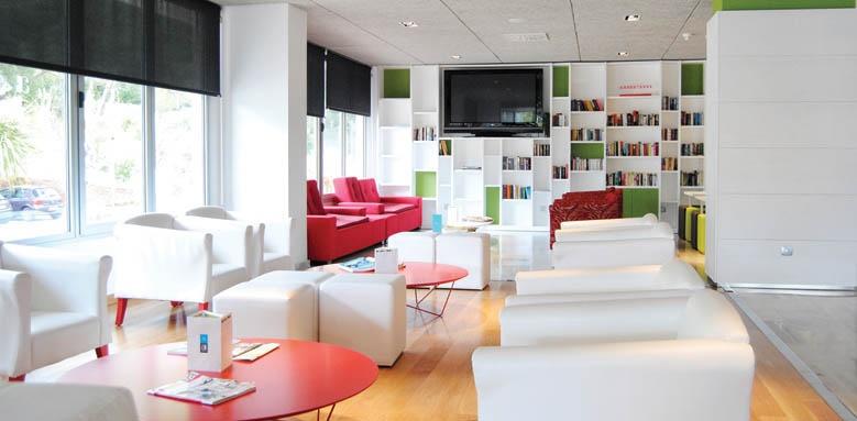 Hotel Artiem Audax, Cafe
