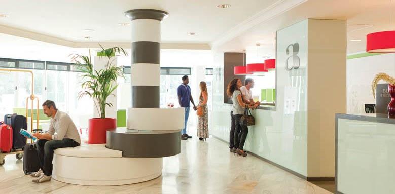 Hotel Artiem Audax, Lobby