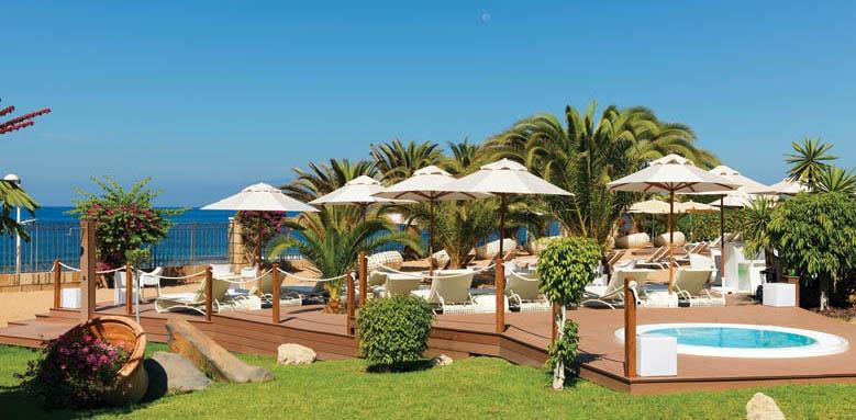 H10 Costa Adeje Palace, priviledge terrace