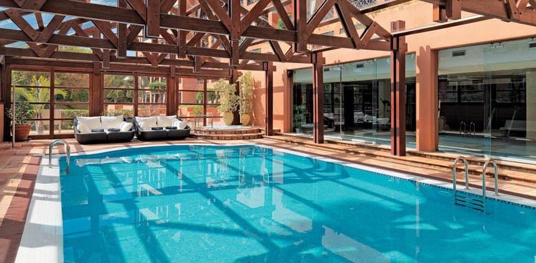 H10 Costa Adeje Palace, heated pool