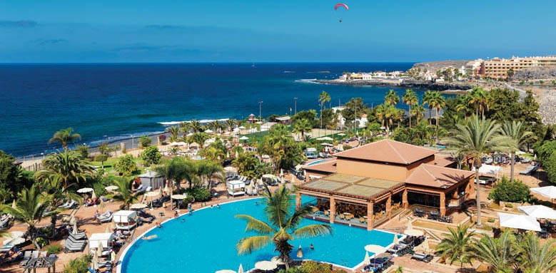 H10 Costa Adeje Palace, pool and sea view