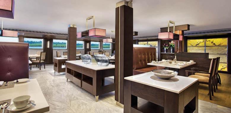 The Oberoi Philae, restaurant