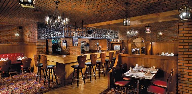Jumeirah Beach Hotel, Der Keller restaurant