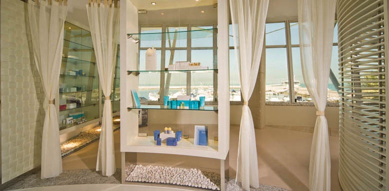 Jumeirah Beach Hotel, spa interior