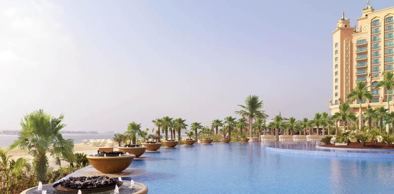 Atlantis The Palm, pool