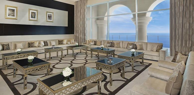 Waldorf Astoria the Palm, royal suite