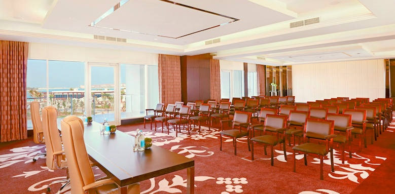 Waldorf Astoria the Palm, meeting rooms