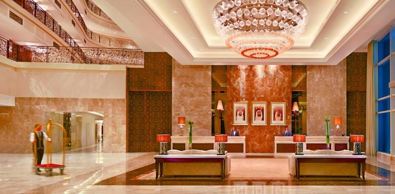 Waldorf Astoria the Palm, reception
