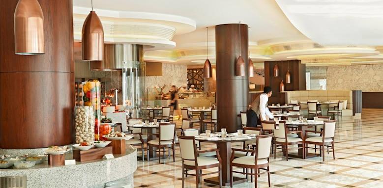 Waldorf Astoria the Palm, mezzerie restaurant