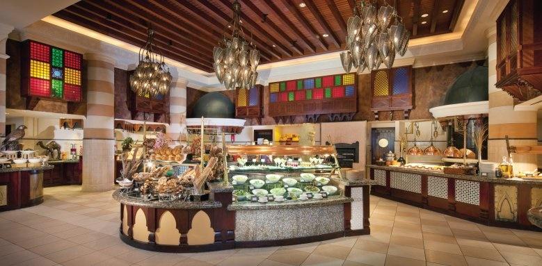 Madinat Jumeirah - Mina A'Salam, Al Muna Restaurant