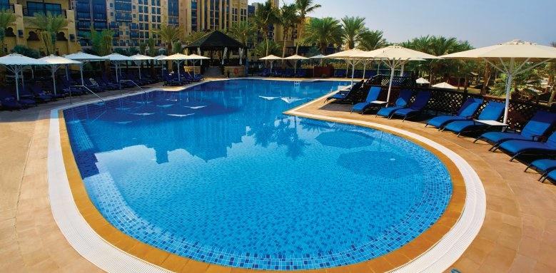 Madinat Jumeirah - Mina A'Salam, main pool area