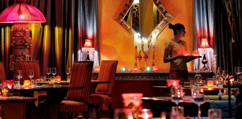 One & Only Royal Mirage - Arabian Court, Nina restaurant