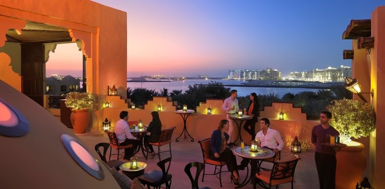 One & Only Royal Mirage - Arabian Court, roof terrace