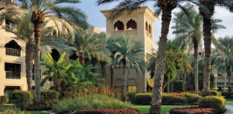 One & Only Royal Mirage - Residence & Spa, resort gardens