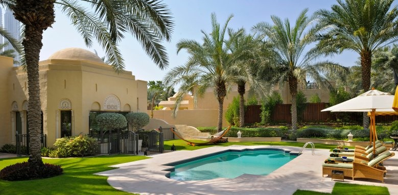 One & Only Royal Mirage - Residence & Spa, pool and exterior