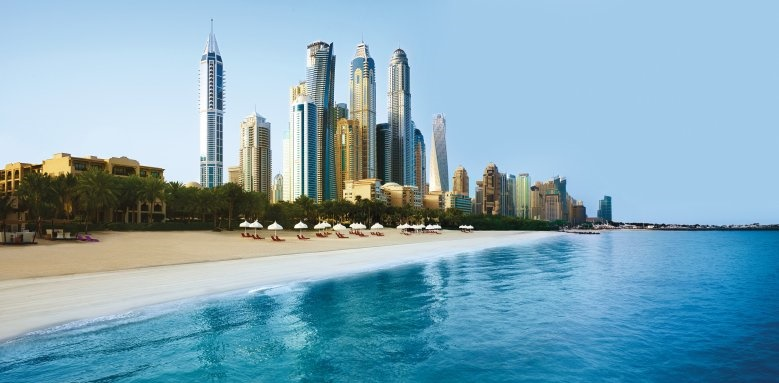 One & Only Royal Mirage - Residence & Spa, beach