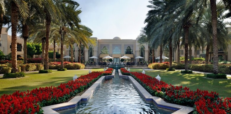 One & Only Royal Mirage - Residence & Spa, entrance
