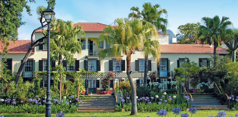 Qunita Jardins do Lago, manor house