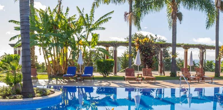 Jardins do Lago, pool relaxation