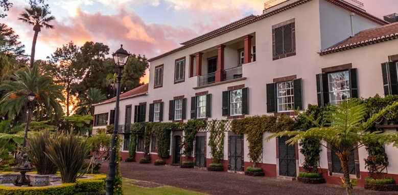 Jardins do Lago, exterior of hotel
