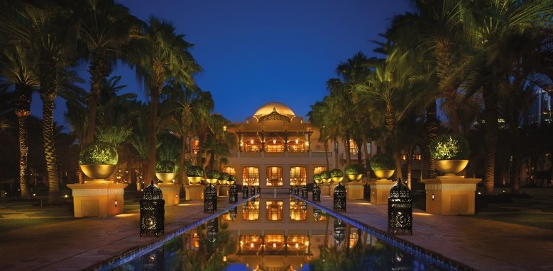One & Only Royal Mirage - The Palace, exterior at night