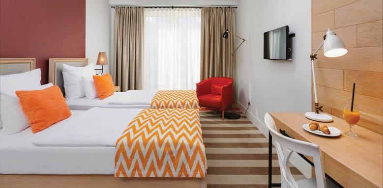 Hotel Budva Twin Room