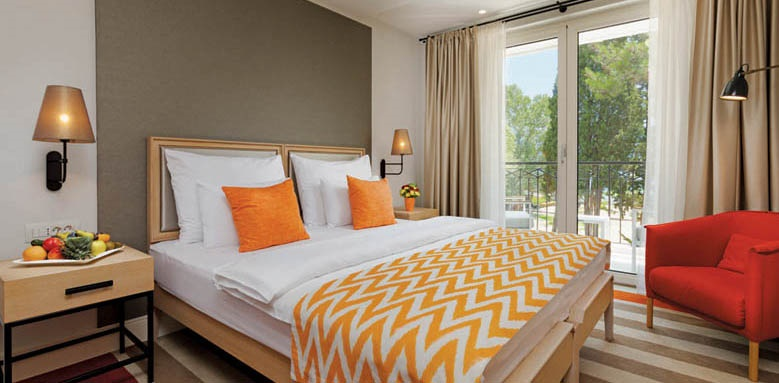 Hotel Budva Double Room with Balcony