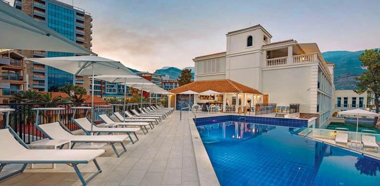 Hotel Budva Pool
