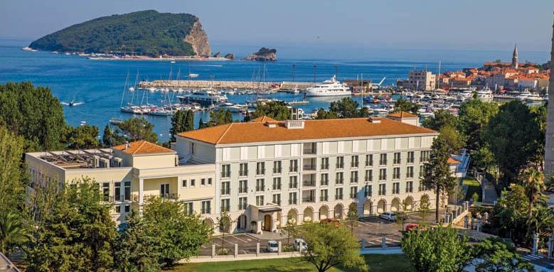 Hotel Budva full exterior