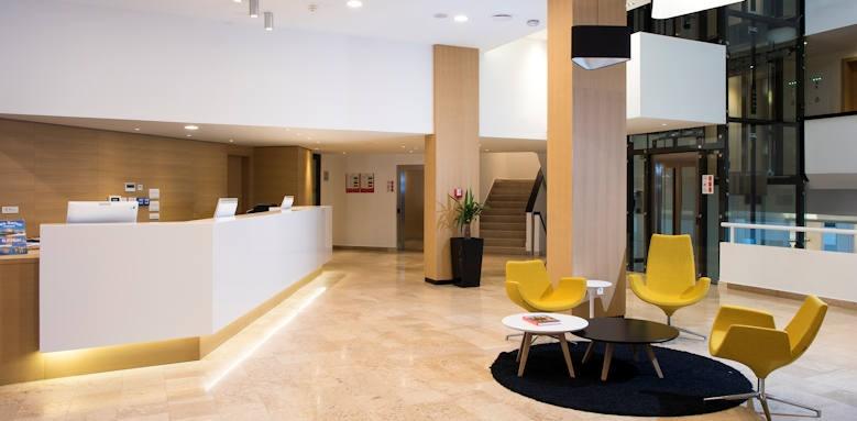 Hotel Liburna, lobby