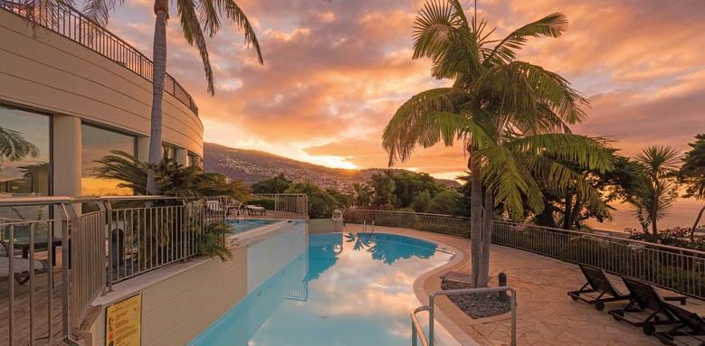 Quinta das Vistas, sunset