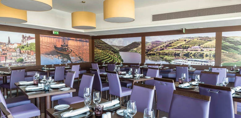 Vale Gale Douro, Resturant