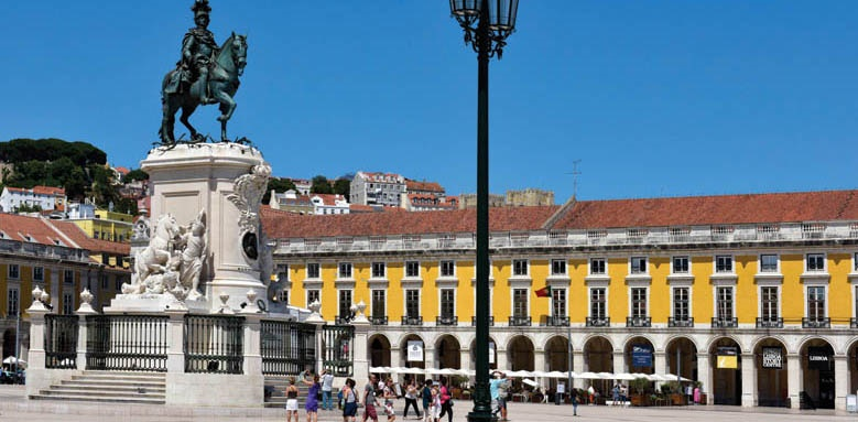 Pousada De Lisboa, Exterior
