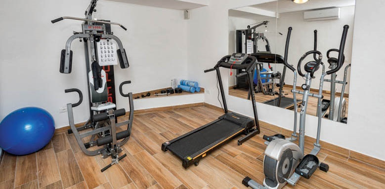 Boutique Hotel Helios, gym