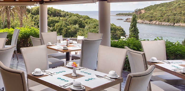 Domotel Agios Nikolaos, restaurant