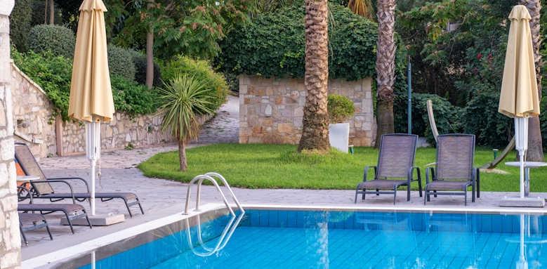 Domotel Agios Nikolaos Resort, Pool View