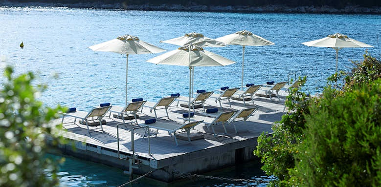 Domotel Agios Nikolaos Resort, jetty