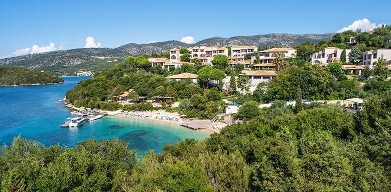 Domotel Agios Nikolaos Resort, Aerial View