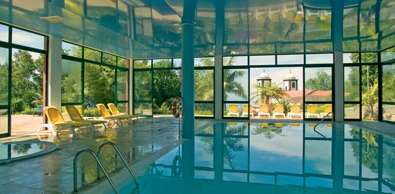 Quinta do Monte Hotel, indoor pool