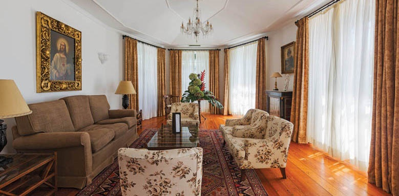 Quinta do Monte Hotel, lounge