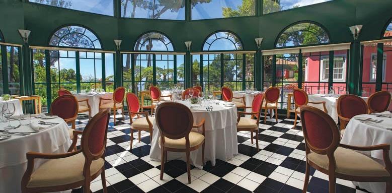 Quinta do Monte Hotel, restaurant