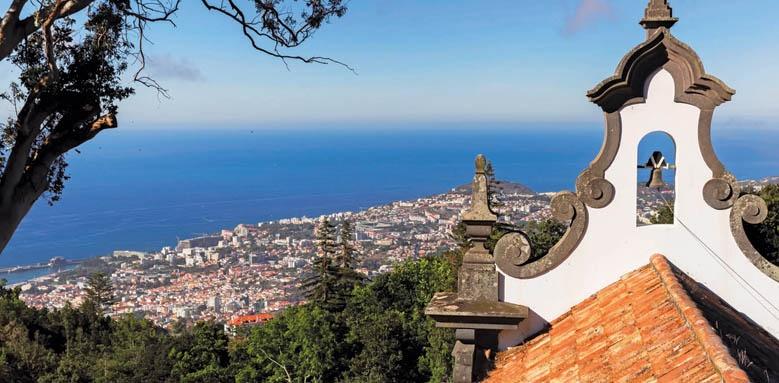 Quinta do Monte Hotel, view