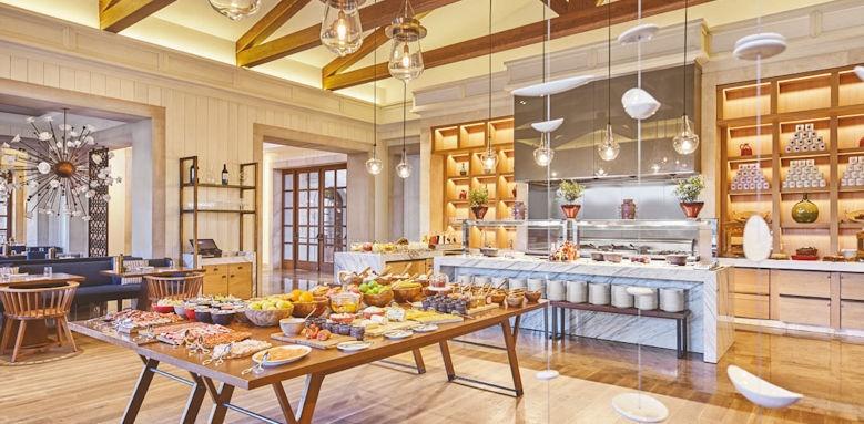 Park Hyatt Mallorca, dining