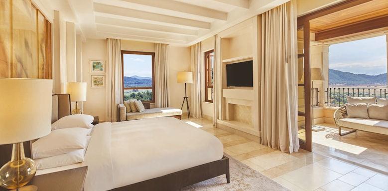Park Hyatt Mallorca, bedroom