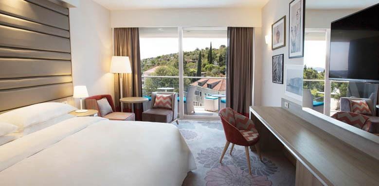 Sheraton Dubrovnik Riviera, classic double room